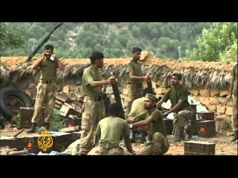 Punjabi ISI Attacks Afghan Cities In The Name Of War On Militants In Pakhtunkhwa