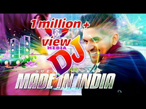 Download Lagu  Guru Randhawa Made in india | Dj Remix song | Guru Randhawa latest  song 2018 Mp3 Free