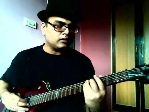 Saason ki jarurat hai jaise (Aashiqui) guitar solo