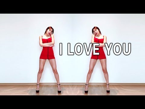 EXID 알러뷰 I LOVE YOU mirrored Dance cover Waveya