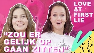 SOPHIE ZOU STRIPPEN VOOR 10.000 EURO! | Love at First Lie - CONCENTRATE VELVET