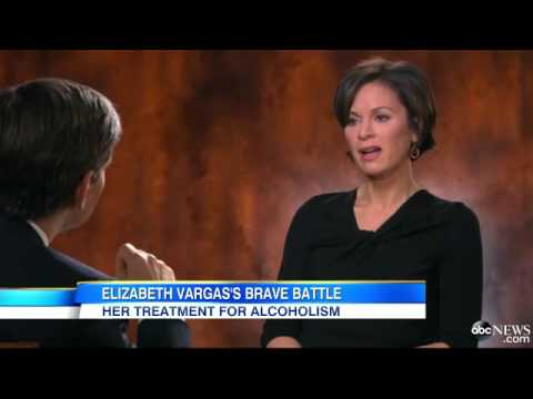 Interview Elizabeth Vargas (ABC News)