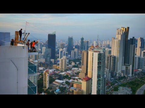 Urban Zipline - One Shot!