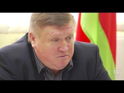 Тетерин об отставке Дуброва и Волчкова | Новости белорусского тенниса