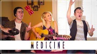 Download Lagu Kelly Clarkson - MEDICINE | KHS & Linney COVER Gratis STAFABAND