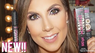 NEW! BENEFIT BAD GAL BANG | REVIEW & DEMO | MASSIVE LASHES!