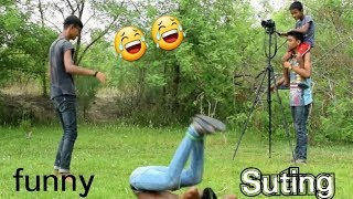 Bollywood suting funny comedy videos 2019 by khurapati fun