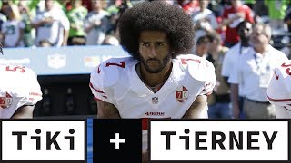 Did Colin Kaepernick Sell Out? | Tiki + Tierney