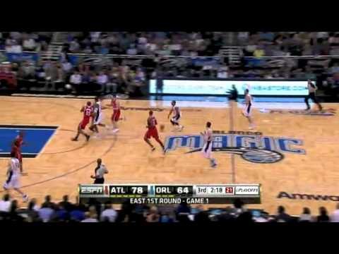 Atlanta Hawks vs Orlando Magic GAME 1 Recap 2011