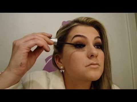 Maquiagem da princesa Kate Middleton no casamento real por Alice Salazar