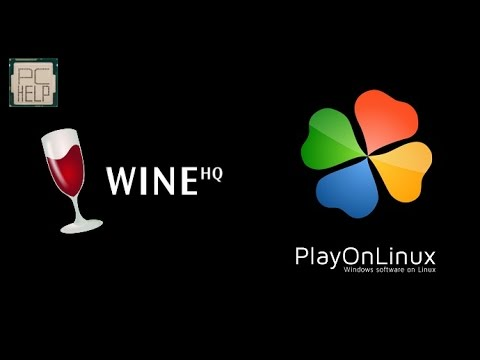Установка Wine и запуск программ Windows на Ubuntu