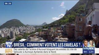 Présidentielle au Brésil, les favelas séduites par l'extrême droite