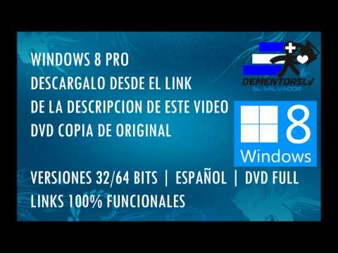 [Descarga] Windows 8 Pro - Español 32/64 bits RTM Version Final