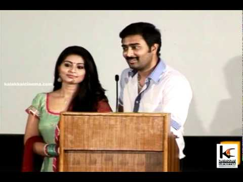 Sneha and Prasanna Press Meet