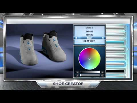 Sport Blue VI (Tutorial) NBA 2K14 Next-Gen