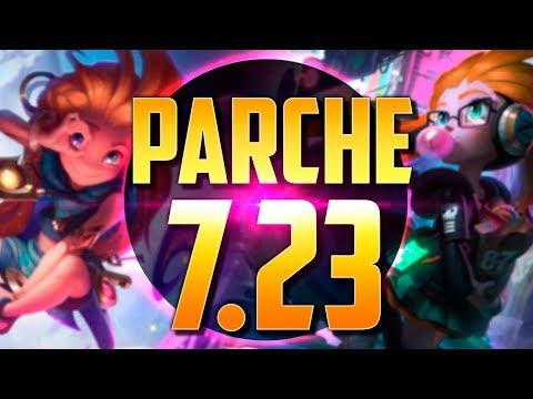Download Lagu ZOE HA LLEGADO | Parche 7.23 (Preseason 8) League of Legends MP3 Free