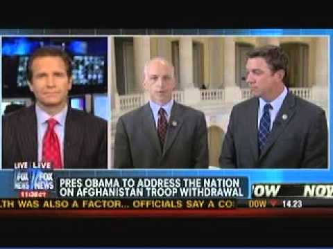6/22/11 FOX News Interview on Afghan Drawdown