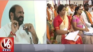 Union Minister Hansraj Ahir To Launch TBJP's Jana Chaitanya Yatra From 23rd June