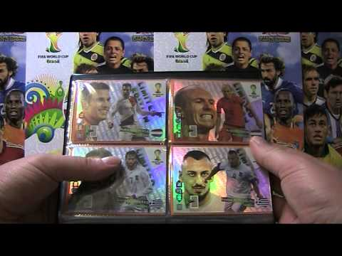 FIFA WORLD CUP BRAZIL 2014 - MOJE KARTY LIMITED EDITION