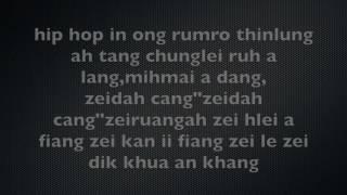 Van Biak T,B Za Hmung Hla thar Ruahnak Thi rappers