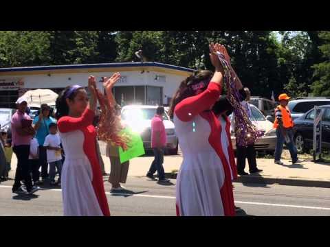Iglesia Familia de Dios Prayer March- Riverhead NY Aug. 10, 2014