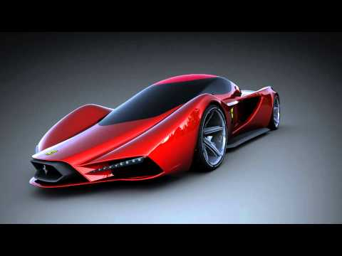 HYPERION: IED TORINO for FERRARI WORLD DESIGN CONTEST 2011