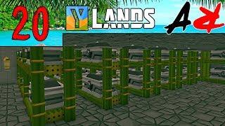 Ylands Ep20 - The Storage Guts (Survival/Crafting/Exploration/Sandbox Game)