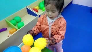 Tỷ Tỷ Em bé đáng yêu bán hoa quả 2 - Cute Baby - Supermarket