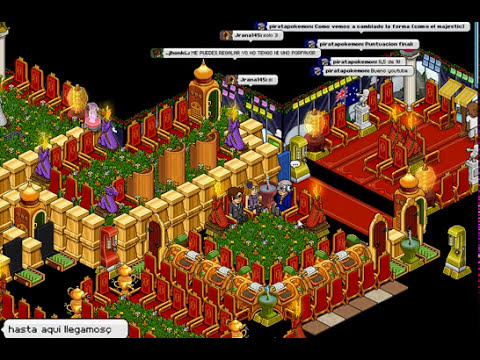 Habboimperios: Imperio throne