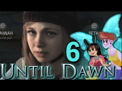 UNTIL DAWN 2 Girls 1 Let's Play Walkthrough Gameplay Part 6: Ouija Board thumbnail