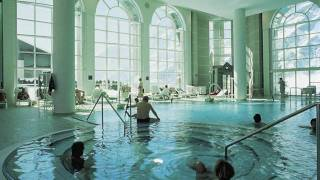 Video Thermenhotels in Leukerbad Valais Wellness in der Schweiz