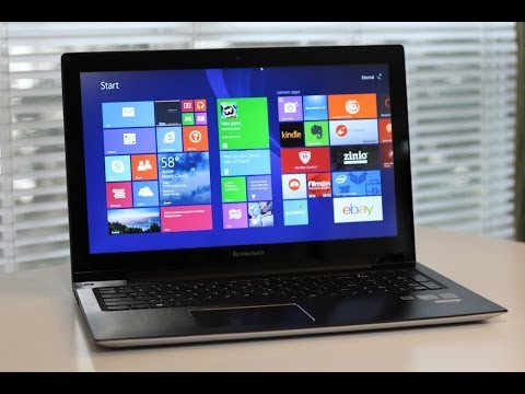 Lenovo IdeaPad U530 Touch Ultrabook Review