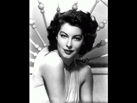 Beauty Icon : Ava Gardner inspired make-up tutorial To know more about Ava, for pictures and list of products used : http://clairemakeupstudio.blogspot.fr/20...