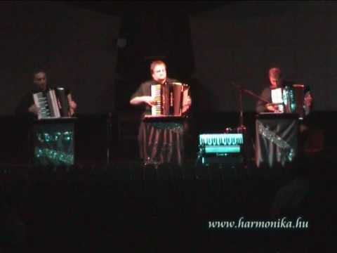 Budapest Harmonika Trió - Sabre Dance