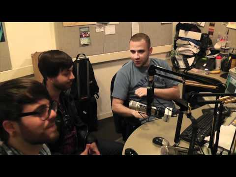 The Great Valley Discuss Struggles Of Being An Independent Artist With Garrett on Z100