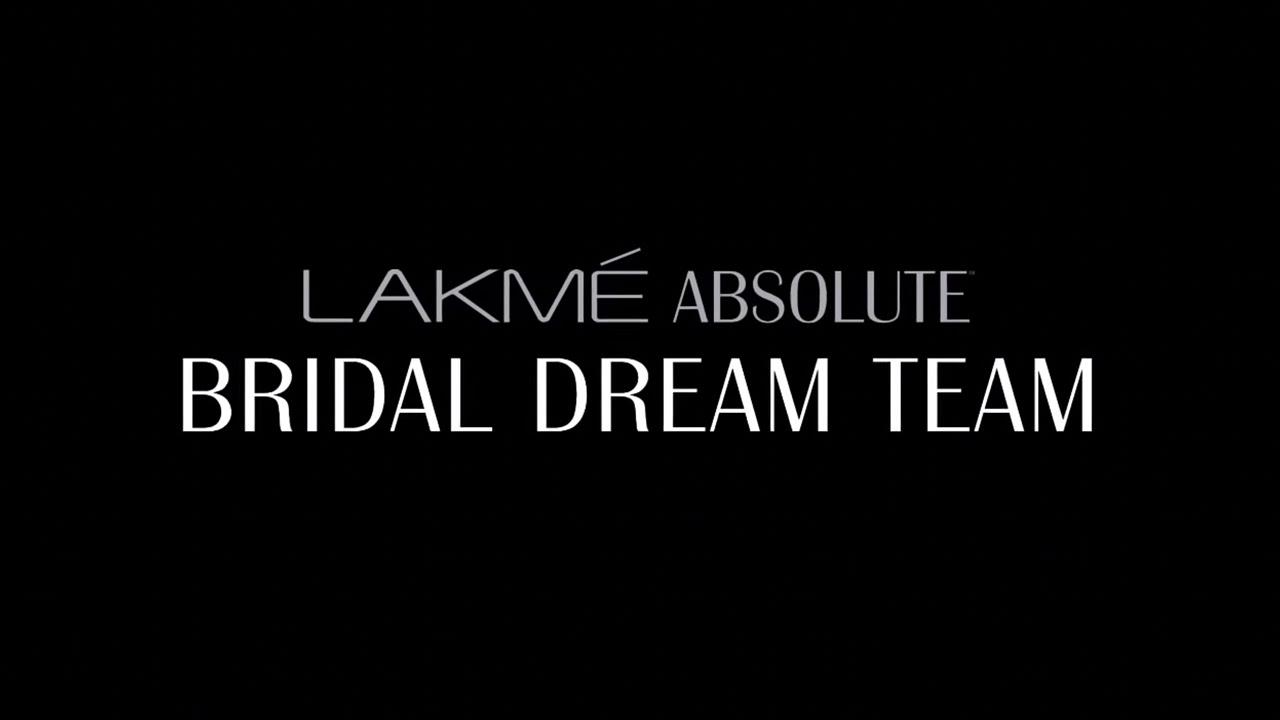Lakme Absolute Bridal Dream Team - YouTube