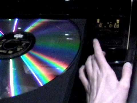 Pioneer Elite CLD-99 LaserDisc Player