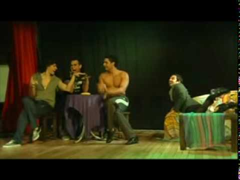 Fragmento Obra de teatro: UNA PARA TODOS... Video