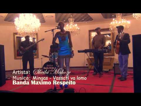 Sheila Mahoze -   Vassati Va Lomo