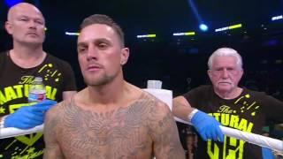 GLORY 34 Denver: Nieky Holzken vs. Murthel Groenhart 3 (Welterweight Title Fight)