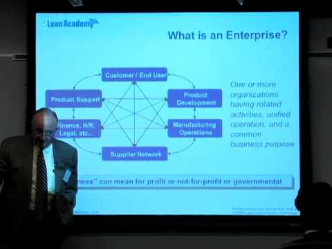 Ses 1-2 | MIT 16.660 Introduction to Lean Six Sigma Methods, January (IAP) 2008