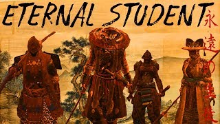 For Honor: Eternal Student; A Samuari Montage