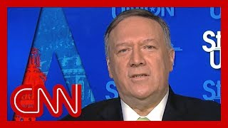 Secretary Pompeo: Trump administration still interested in Taliban peace deal