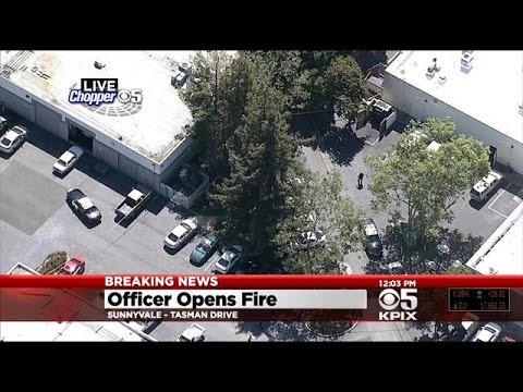Officer-Involved Shooting Reported In Sunnyvale