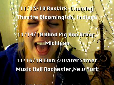 Ben Kweller And Julia Nunes Are Going On Tour video