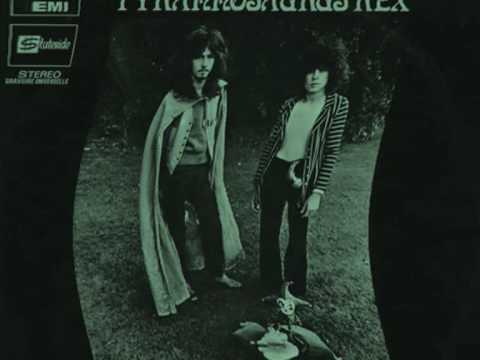 T.Rex - Oh Harley (The Saltimbanques)