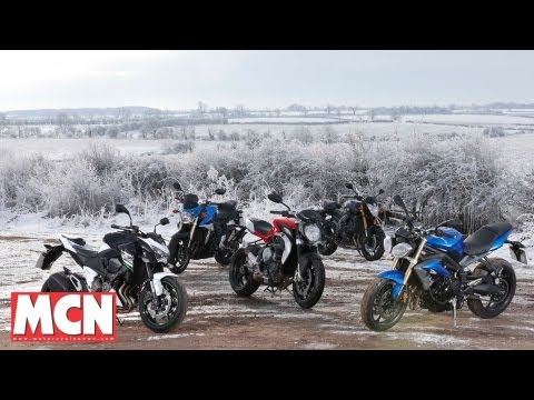 Kawasaki Z800 vs Rivals | Road Test | Motorcyclenews.com