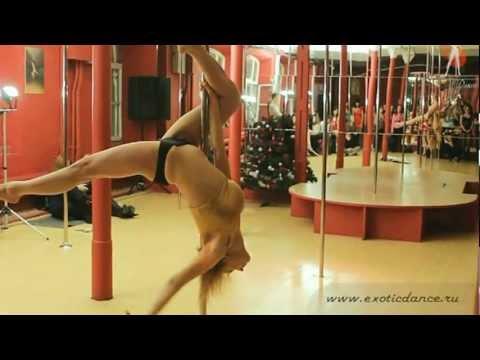 Школа танцев Exotic Dance - Кристина video
