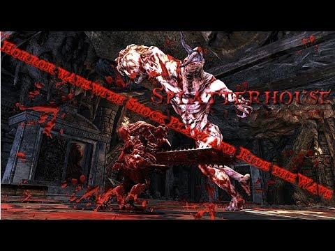 SPLATTERHOUSE Xbox (360) Stream Gameplay Full Game | Beat em Up Bloodfest | HorrorWave Week