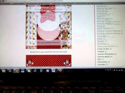 Copiar imagens do Blog.MOV